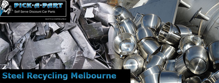 Scrap Metal Recycling Melbourne
