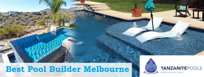 best pool builder Melbourne